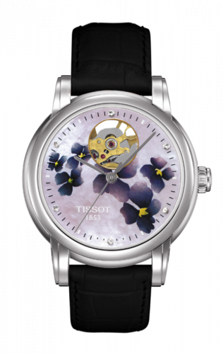 Tissot T050.207.16.106.00 : Lady Heart Flower Power