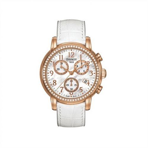 Tissot T050.217.36.112.01 : Dressport Rose Diamond