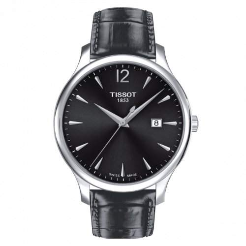 T063.610.16.087.00 : Tissot Tradition Stainless Steel / Grey