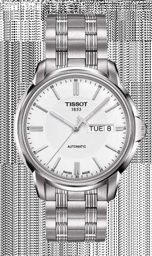 Tissot T065.430.11.031.00 : Automatics III Silver