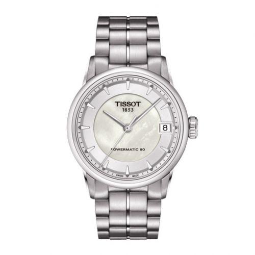 Tissot T086.207.11.111.00 : Luxury Automatic Powermatic 80