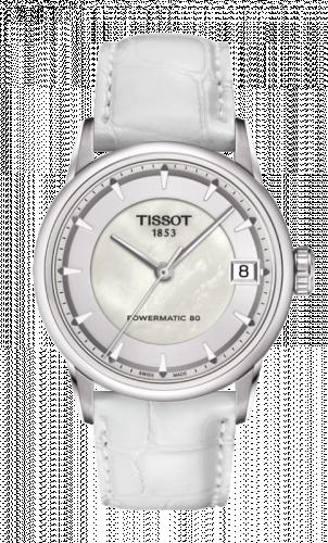 Tissot T086.207.16.111.00 : Luxury Automatic Powermatic 80