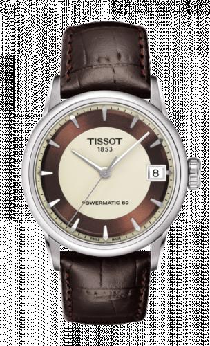 Tissot T086.207.16.261.00 : Luxury Automatic Powermatic 80