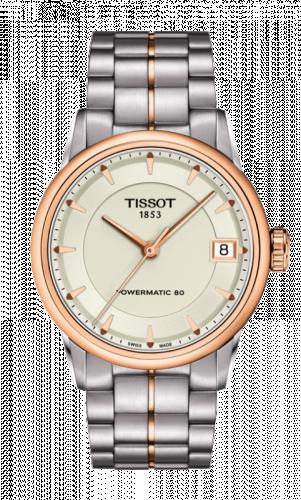 Tissot T086.207.22.261.01 : Luxury Automatic Powermatic 80