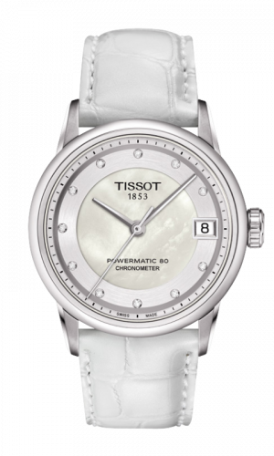 Tissot T086.208.16.116.00 : Luxury Automatic Powermatic 80