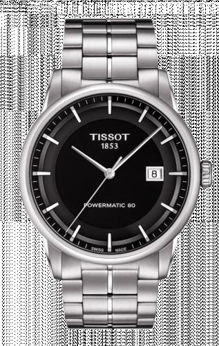 T086.407.11.051.00 : Tissot Luxury Automatic Powermatic 80