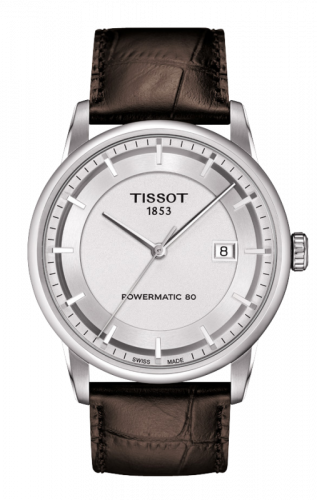 Tissot T086.407.16.031.00 : Luxury Automatic Powermatic 80