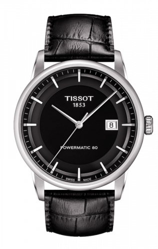 Tissot T086.407.16.051.00 : Luxury Automatic Powermatic 80