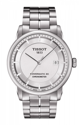 Tissot T086.408.11.031.00 : Luxury Automatic Powermatic 80