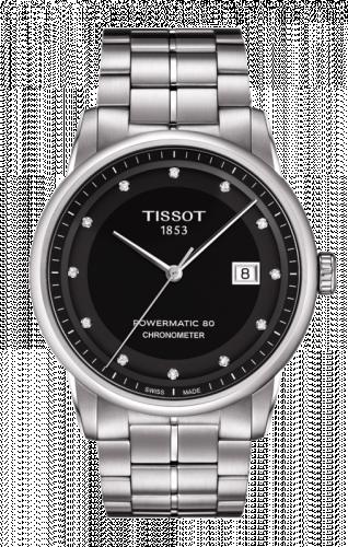 Tissot T086.408.11.056.00 : Luxury Automatic Powermatic 80