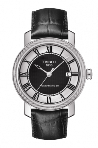 T097.407.16.053.00 : Tissot Bridgeport Powermatic 80 Panda Roman