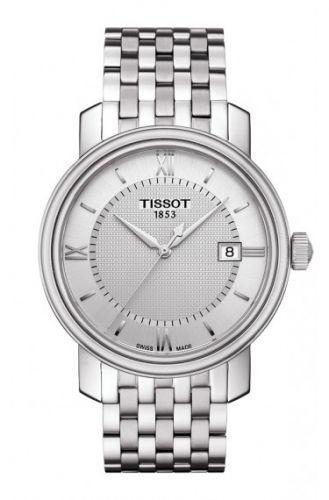 Tissot T097.410.11.038.00 : Bridgeport Quartz Stainless Steel / Silver / Bracelet