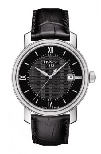 Tissot T097.410.16.058.00 : Bridgeport Quartz Stainless Steel / Black