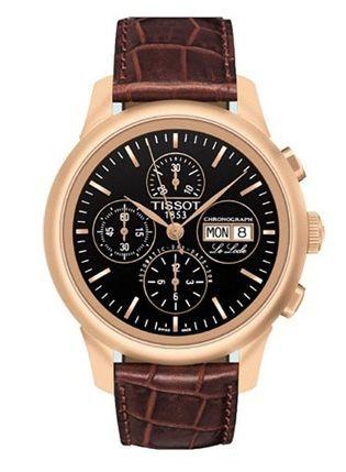 Tissot T41.5.317.51 : Le Locle Chronograph