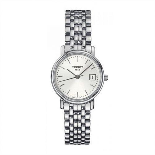 Tissot T52.1.281.31 : Desire Quartz 24 Stainless Steel / Silver / Bracelet
