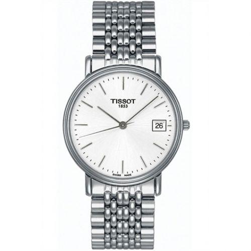 T52.1.481.31 : Tissot Desire Quartz 34 Stainless Steel / White / Bracelet