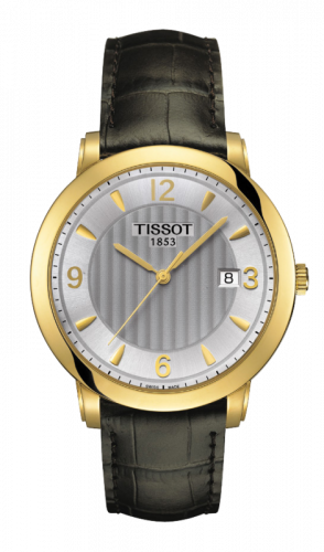 Tissot T71.3.450.64 : Sculpture Line Quartz