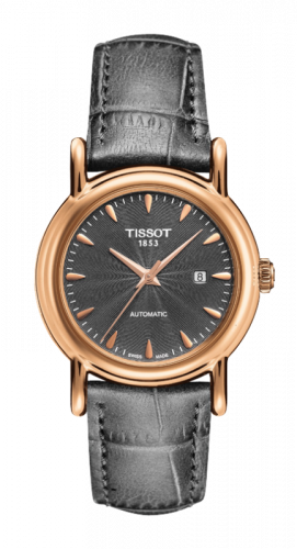 Tissot Carson T907.007.76.081.00