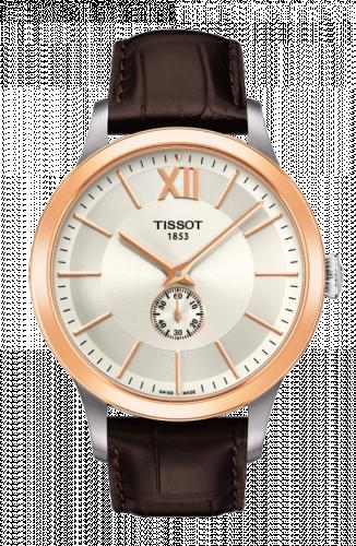 Tissot T912.428.46.038.00 : Classic Automatic Silver