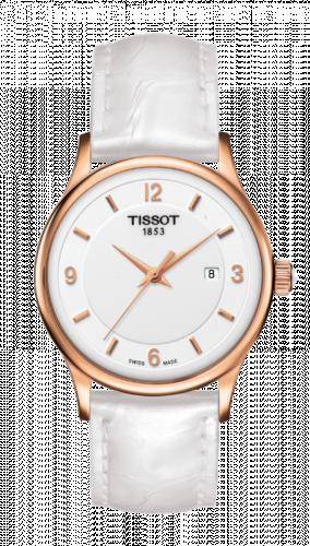 Tissot T914.210.46.017.00 : Rose Dream Quartz Ladies Steel Back