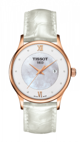 Tissot T914.210.76.116.00 : Rose Dream Quartz Ladies