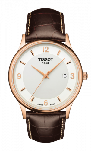 Tissot T914.410.46.017.00 : Rose Dream Quartz Steel Back