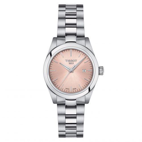 Tissot T132.010.11.331.00 : T-My Lady Quartz Stainless Steel / Pink / Bracelet
