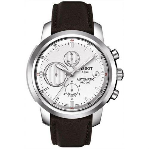 Tissot T014.427.16.031.00 : PRC 200 Automatic Chronograph
