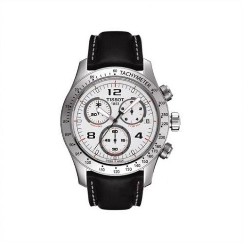 Tissot T039.417.16.037.02 : V8 Quartz Chronograph Tachymeter Silver