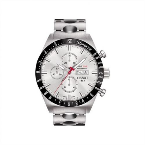 Tissot T044.614.21.031.00 : PRS 516 Automatic Chrongraph Silver