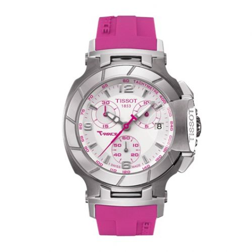 T048.217.17.017.01 : Tissot T-Race Quartz Ladies Pink