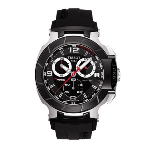 T048.417.27.057.00 : Tissot T-Race Quartz Black