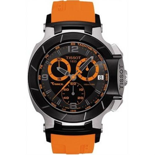 T048.417.27.057.04 : Tissot T-Race Quartz Orange