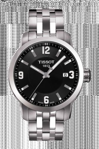 T055.410.11.057.00 : Tissot PRC 200 Quartz Black