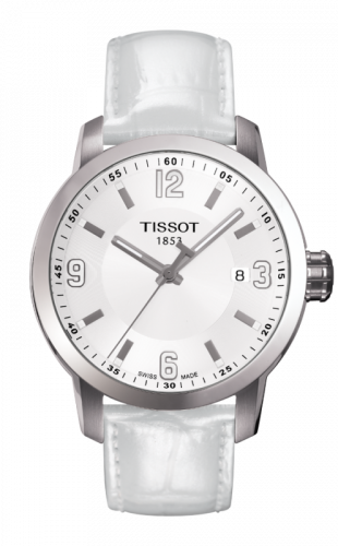 T055.410.16.017.00 : Tissot PRC 200 Quartz White
