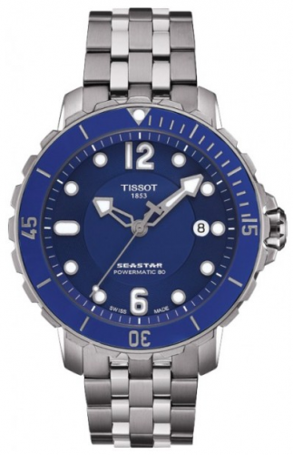 T066.407.11.047.02 : Tissot Seastar 1000 Powermatic 80