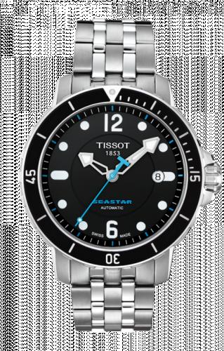 T066.407.11.057.00 : Tissot Seastar 1000 Automatic