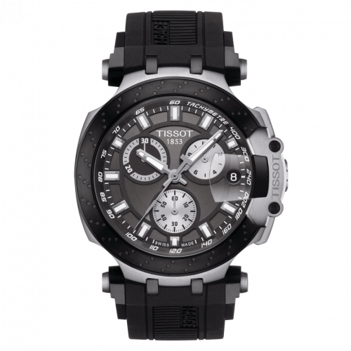 T115.417.27.061.00 : Tissot T-Race Chronograph Stainless Steel / Grey