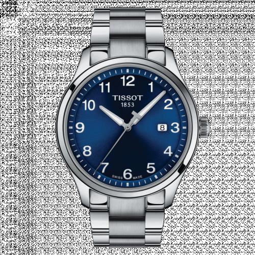 Tissot T116.410.11.047.00 : Gent XL Classic Blue / Bracelet