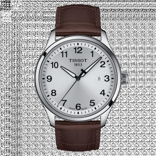 Tissot T116.410.16.037.00 : Gent XL Classic Silver / Strap