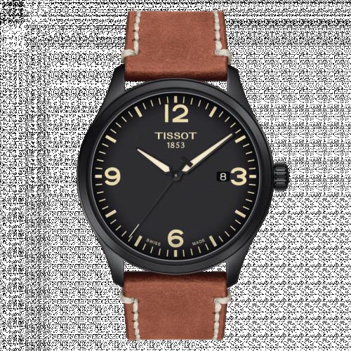 T116.410.36.057.00 : Tissot Gent XL PVD / Black