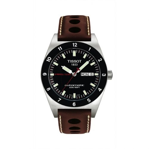 Tissot T91.1.413.51 : PRS 516 Automatic 40 Stainless Steel / Black / Strap