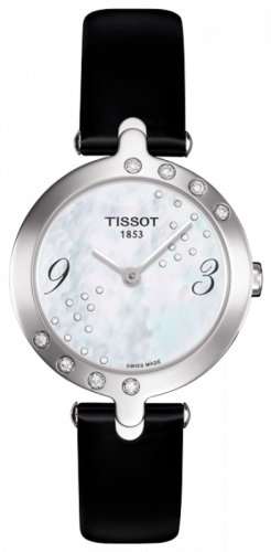 Tissot T003.209.66.112.00 : Flamingo Stainless Steel / MOP / Strap