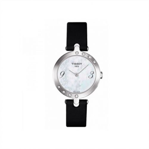 Tissot T003.209.67.112.00 : Flamingo Stainless Steel / MOP / Strap