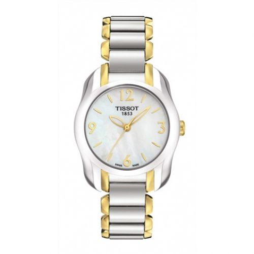 Tissot T023.210.22.117.00 : T-Wave Round Two Tone