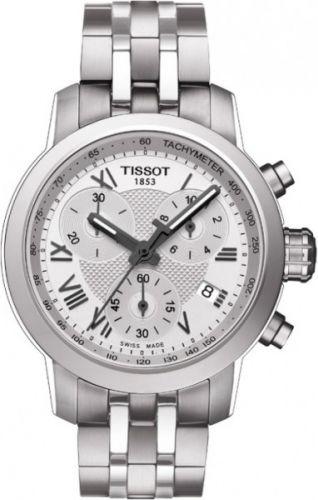 T055.217.11.033.00 : Tissot PRC 200 Quartz Chronograph Lady Roman