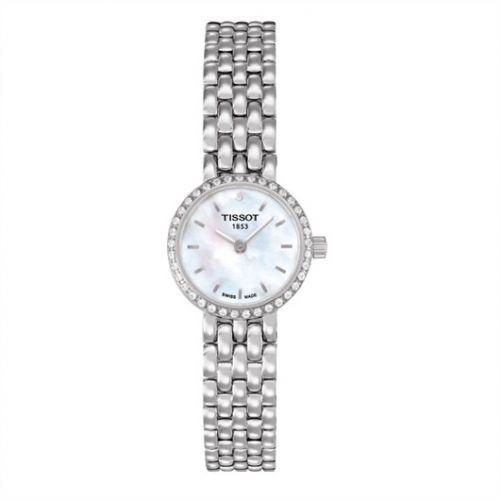 Tissot T058.009.61.116.00 : Lovely Stainless Steel / Diamond / MOP / Bracelet