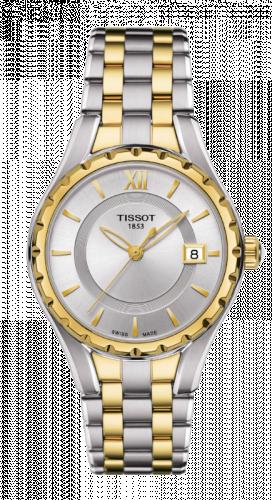 Tissot T072.210.22.038.00 : Lady T072 Quartz Yellow