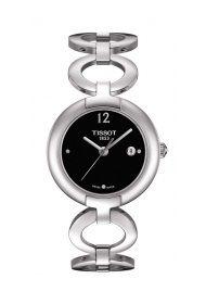 T084.210.11.057.00 : Tissot Pinky Stainless Steel / Black / Bracelet