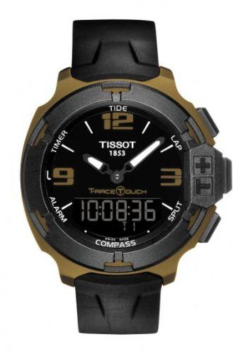 T081.420.97.057.06 : Tissot T-Race Touch Aluminium / Bronze